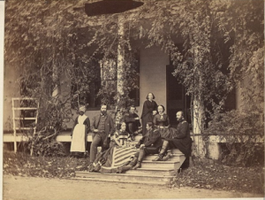 A Maryland family during the war.