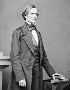 Jefferson Davis, President of the Confederacy