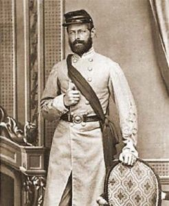 Henry Wirz, Commandant of Camp Sumter.