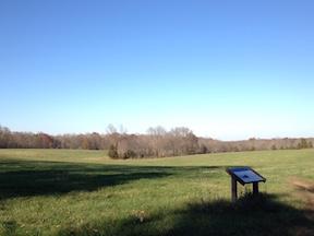 Payne's Farm Final Assault Field