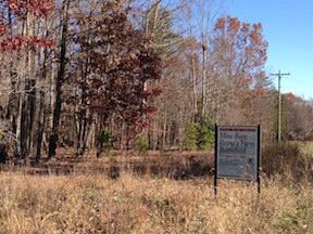 Payne's Farm Sign