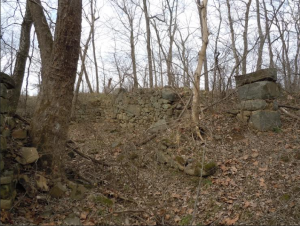 Remains of Kelly Mill