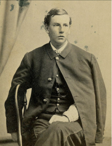 Young Charlie Longfellow