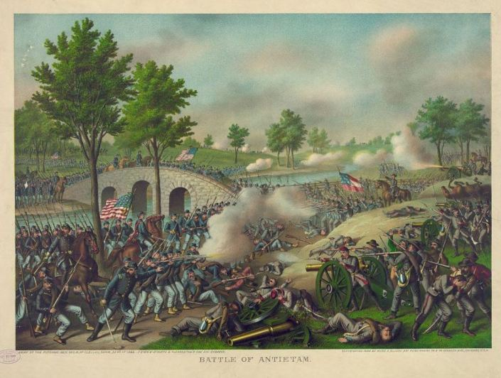 Battle of Antietam Image