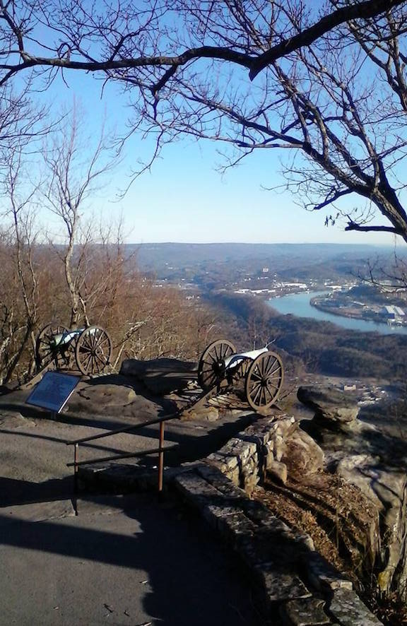 Lookout Mountain 011316