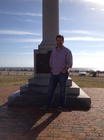 Chris-Ft. Fisher Monument