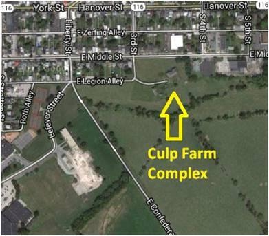 Culp Map