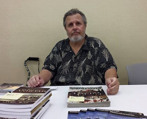 Along with his work at the National Park Service, Ted Alexander has been a prolific author.