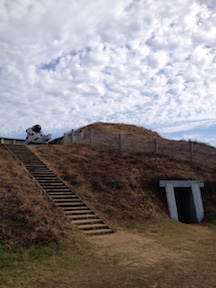 Fort Fisher Bombproof