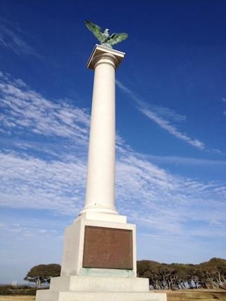 Fort Fisher Monument.JPG