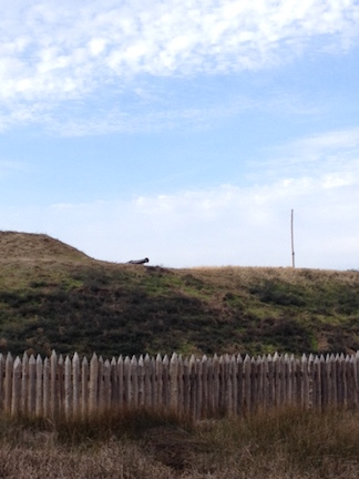 Fort Fisher Walls