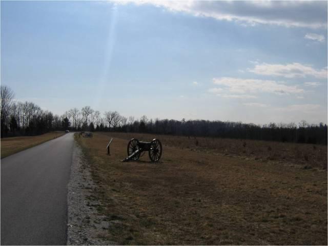 Latimers Artillery Line
