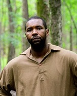 Tank Jones portrays Jim Young, an African American man searching for the realities of freedom