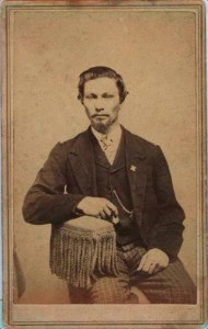 Private Simon Burdick Cummins, 151st New York Infantry