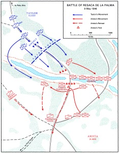 Battle of Resaca de la Palma (U.S. Army)
