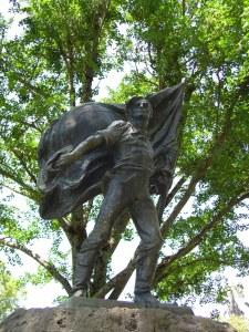 Bear Flag Revolt Monument (Sonoma, CA)