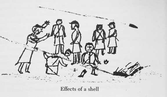Effects of a Shell