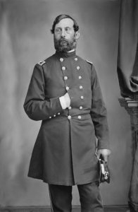 Army of the Potomac Chief of Artillery Henry Jackson Hunt.