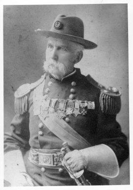 Joshua Lawrence Chamberlain, c. 1900.