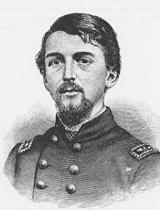 Colonel Charles F. Taylor, 13th Pennsylvania Reserves.