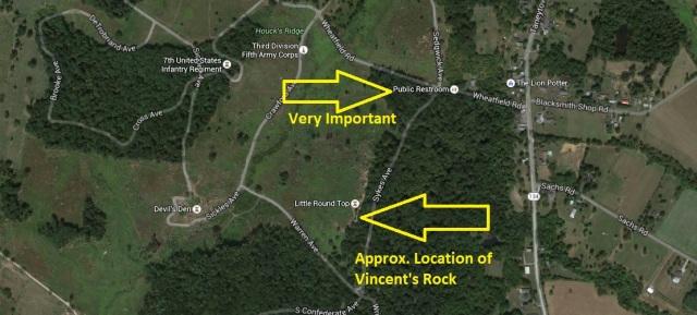 Vincent Map