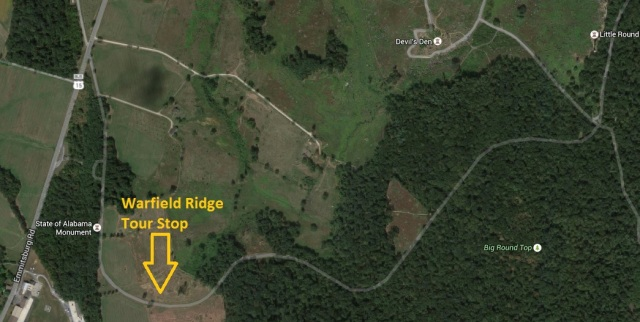 Warfield Ridge Tour Stop