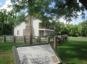 Elkhorn Tavern, Pea Ridge Battlefield