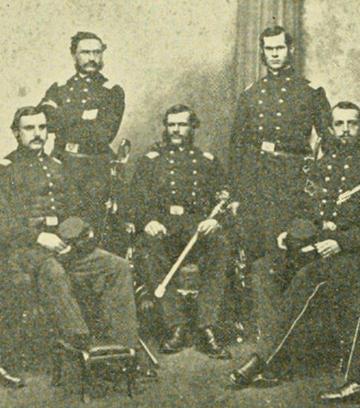 Stevenson & Officers