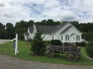The Lodge at Stevenson Ridge.