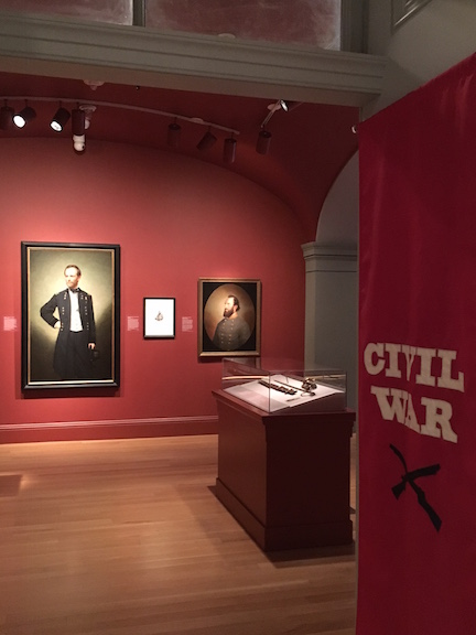 Civil War Room