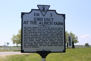 Picture of 23rd Marker