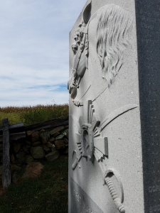 1st Massachusetts Cavalry Monument