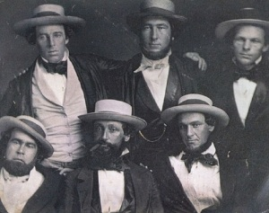 New York Knickerbock Baseball Club, c. 1847