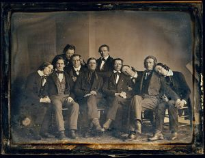 Hutchinson Family Singers, 1845