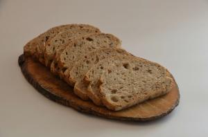 Fresh bread...yummy!