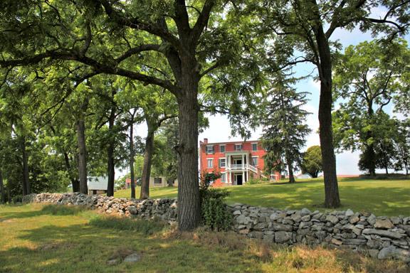 Kernstown-Pritchard House 2014