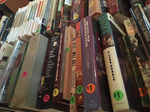 Symposium 2017 used books