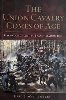 Cavalry Comes of Age-cover