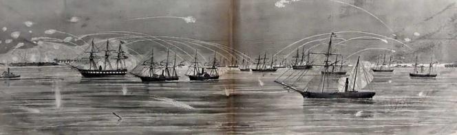 Port Royal bombardment