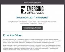 Nov 2017 Newsletter Screenshot